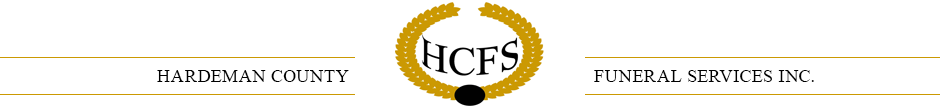 Hardeman County Funeral Services Inc.
